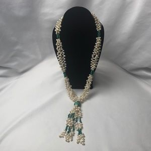 Beautiful Fresh Water Pearls Necklace